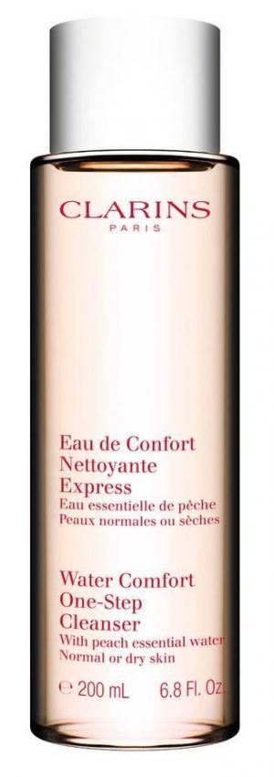Clarins Water Comfort One-Step Cleanser D/N puhdistusvesi 200ml-0