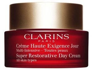 Clarins super restorative päivävoide