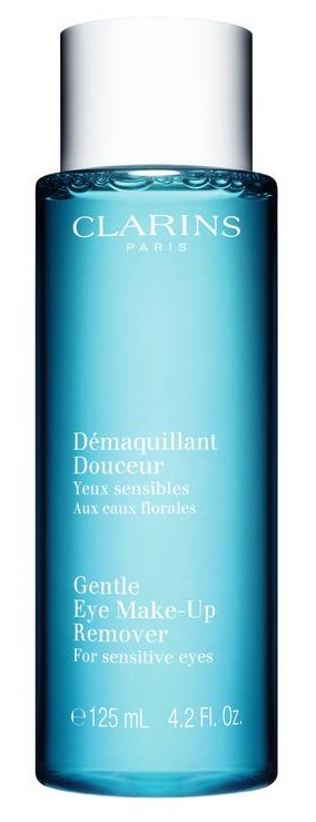 Clarins gentle eye make remover silmämeikinpoistoaine