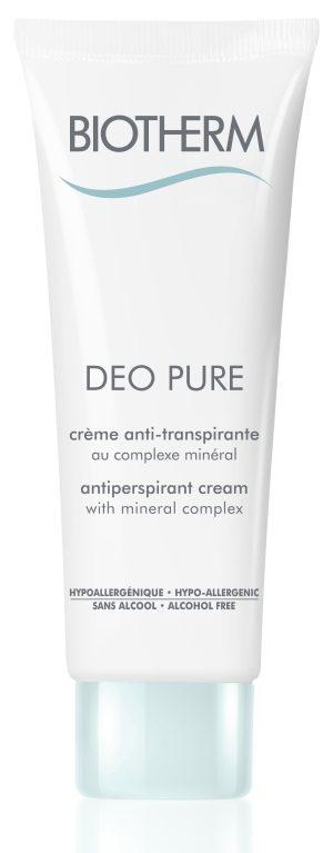 Deo pure cream deodorant