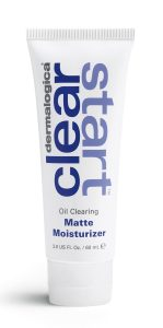 clearing matte moisturizer