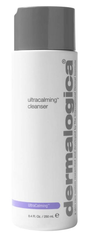 Ultra calming cleanser