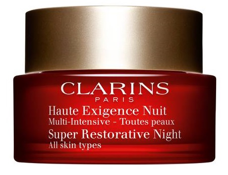 Clarins Super Restorative Night Cream AST yövoide 50ml-0