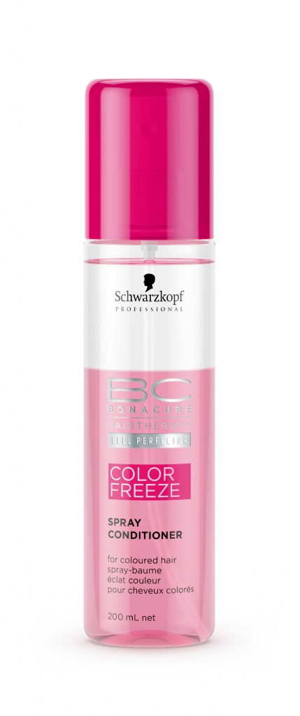 Schwarzkopf Bonacure Color Freeze hoitosuihke 200ml-0