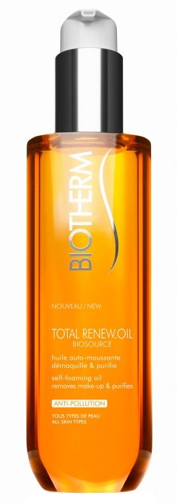 Biosource total renew oil