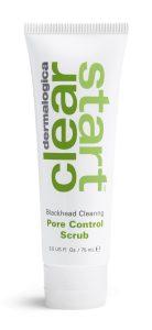 Dermalogica Clear Start Blackhead Clearing Pore Control Scrub.kuorintavoide 75ml-0