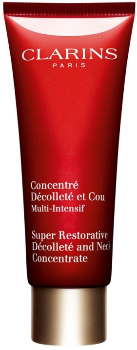 Clarins Super Restorative Décolleté and Neck Concentrate kaulavoide 75ml-0