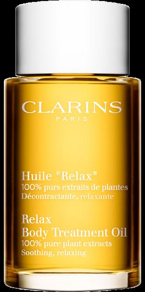 Clarins Oil Relax - vartaloöljy 100ml-0