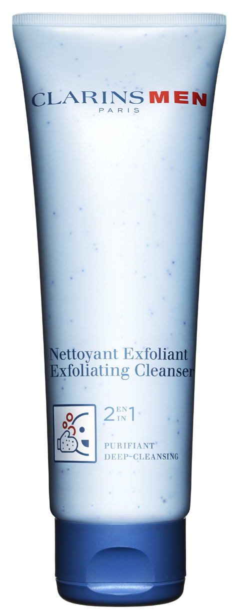 Clarins Men Exfoliating Cleanser kuorinta 125ml-0