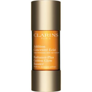 Clarins Radiant- Plus Golden Glow Booster itseruskettava booster 15ml-0