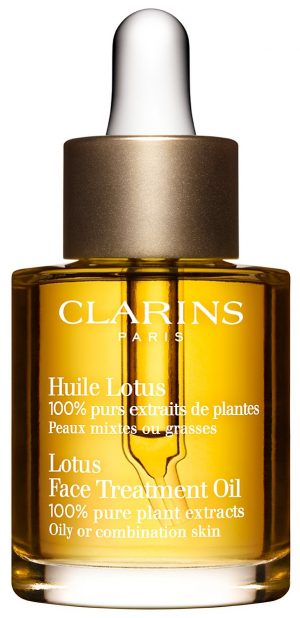 Clarins Lotus Face Treatment Oil kasvoöljy 30ml-0