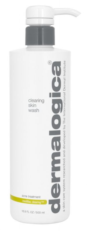 Dermalogica Clearing Skin Wash,puhdistusgeeli 500ml-0