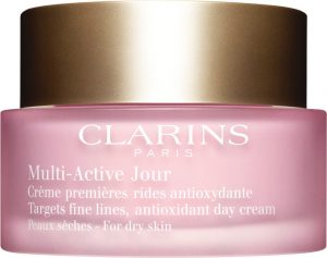 Clarins Multi-active day cream dry skin hoitovoide-0