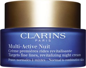 Clarins Multi-active night cream normal to combination hoitovoide 50ml-0