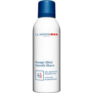 Clarins Men Smooth Shave Foaming Gel -parranajogeeli 150ml-0