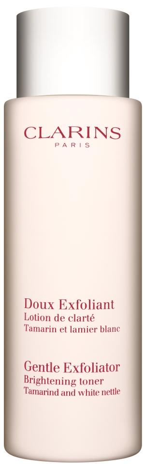 Clarins Gentle Exfoliator Brightening Toner kuorintavesi 125ml-0