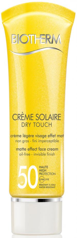 Biotherm Crème Solaire Dry Touch SK 50 aurinkosuojavoide kasvoille 50ml-0