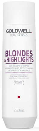 Goldwell Dualsenses Blondes&Highlights Shampoo 250ml-0