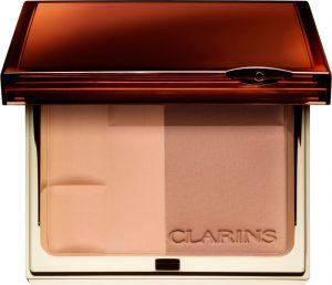 Clarins Mineral Bronzing Duo aurinkopuuteri 01 10g-0