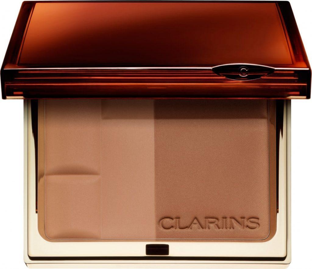 Clarins Mineral Bronzing Duo aurinkopuuteri 03 10g-0