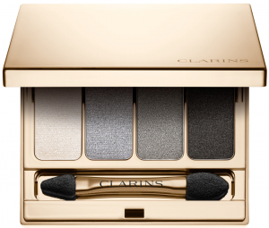 Clarins 4-colour eyeshadow luomiväripaletti 05 smoky-0
