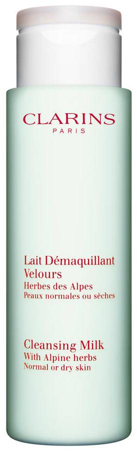 Clarins Cleansing Milk D/N puhdistusmaito kuivalle iholle 200ml-0