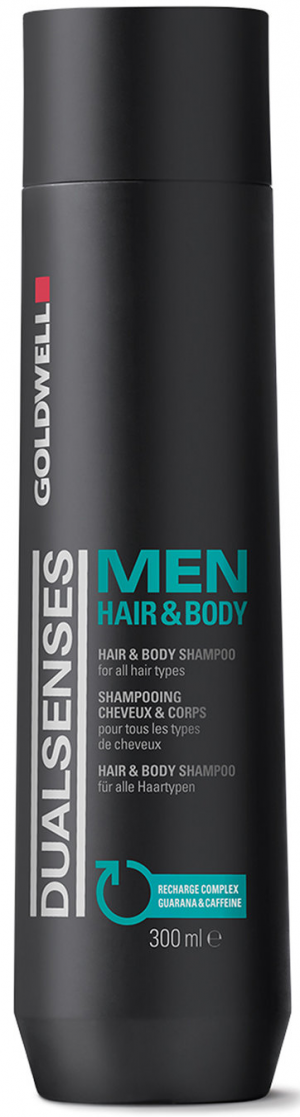 Goldwell Dualsenses Men hair&body Shampoo 300ml-0