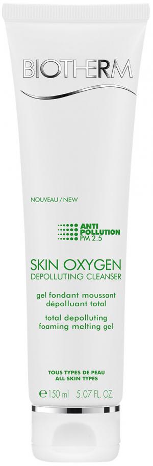 Biotherm Skin Oxygen Depolluting cleanser puhdistusgeeli 150ml-0